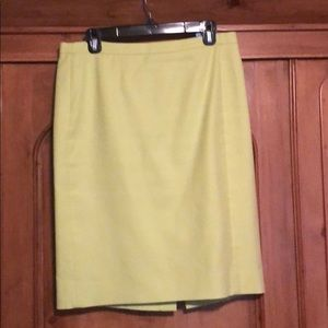 Pencil skirt J Crew SZ 8 cotton